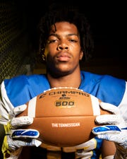 BGA's Garnett Hollis Jr. is the No. 21 college football prospect in Tennessee as ranked by the USA Today Network - Tennessee.