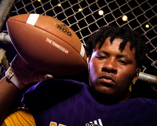 Smyrna's Dallas Walker IV is the No. 14 college football prospect in Tennessee as ranked by the USA Today Network - Tennessee.