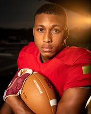 Ravenwood's Reggie Grimes II is the  No. 1 prospect in Tennessee as ranked by the USA Today Network - Tennessee.