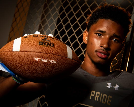 Mt. Juliet's Malik Bowen is the No. 20 college football prospect in Tennessee as ranked by the USA Today Network - Tennessee.