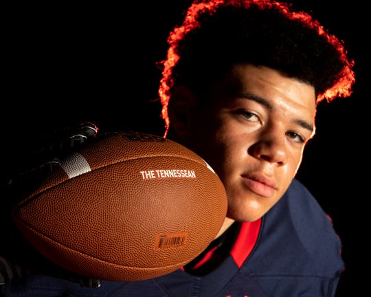 Brentwood Academy's Devyn Curtis is the No. 16 college football prospect in Tennessee as ranked by the USA Today Network - Tennessee.
