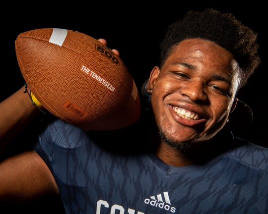 Dickson County's Tre'vonn Rybka  is the No. 13 college football prospect in Tennessee as ranked by the USA Today Network - Tennessee.