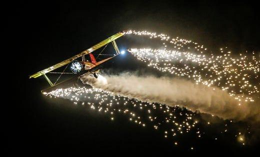 Oshkosh Air Show 2020.Liberation 2010 Guide Eaa Air Show 2020
