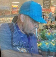 Springettsbury Township Police are looking to ID this man, suspected of theft at the Weis Market, 2400 E. Market St., on July 25.