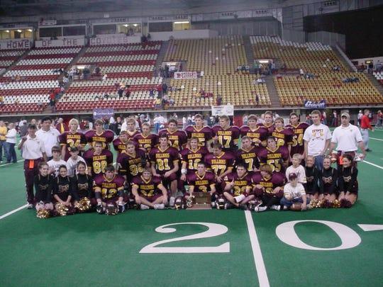 2003 De Smet Bulldogs