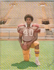 FSU cornerback Bobby Jackson played for the Seminoles from 1974-77.