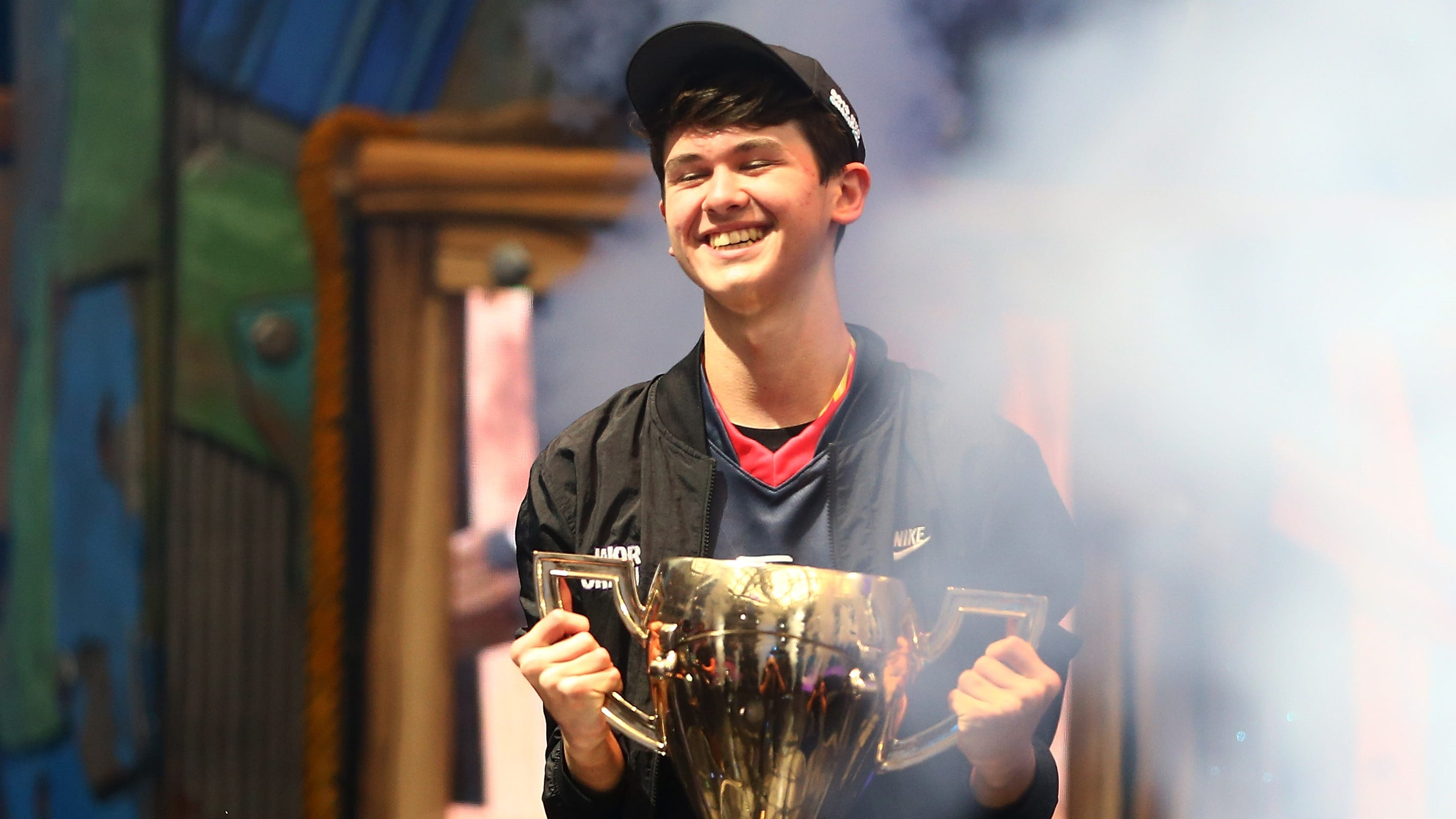 Fortnite World Cup: Teens win millions in video game competition