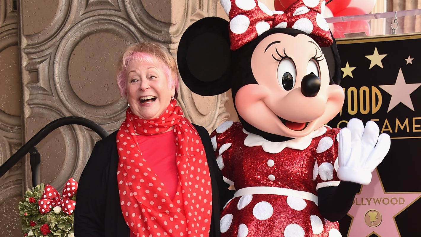 Disney S Minnie Mouse Voice Russi Taylor Dies At 75