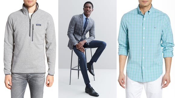 The Nordstrom Anniversary Sale is a terrific time to shop for the best designer clothes, shoes, and accessories for men.