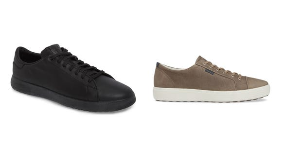 These sneakers tread the perfect line between sporty and chic.