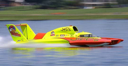 Nilsen back in the unlimited hydroplane game