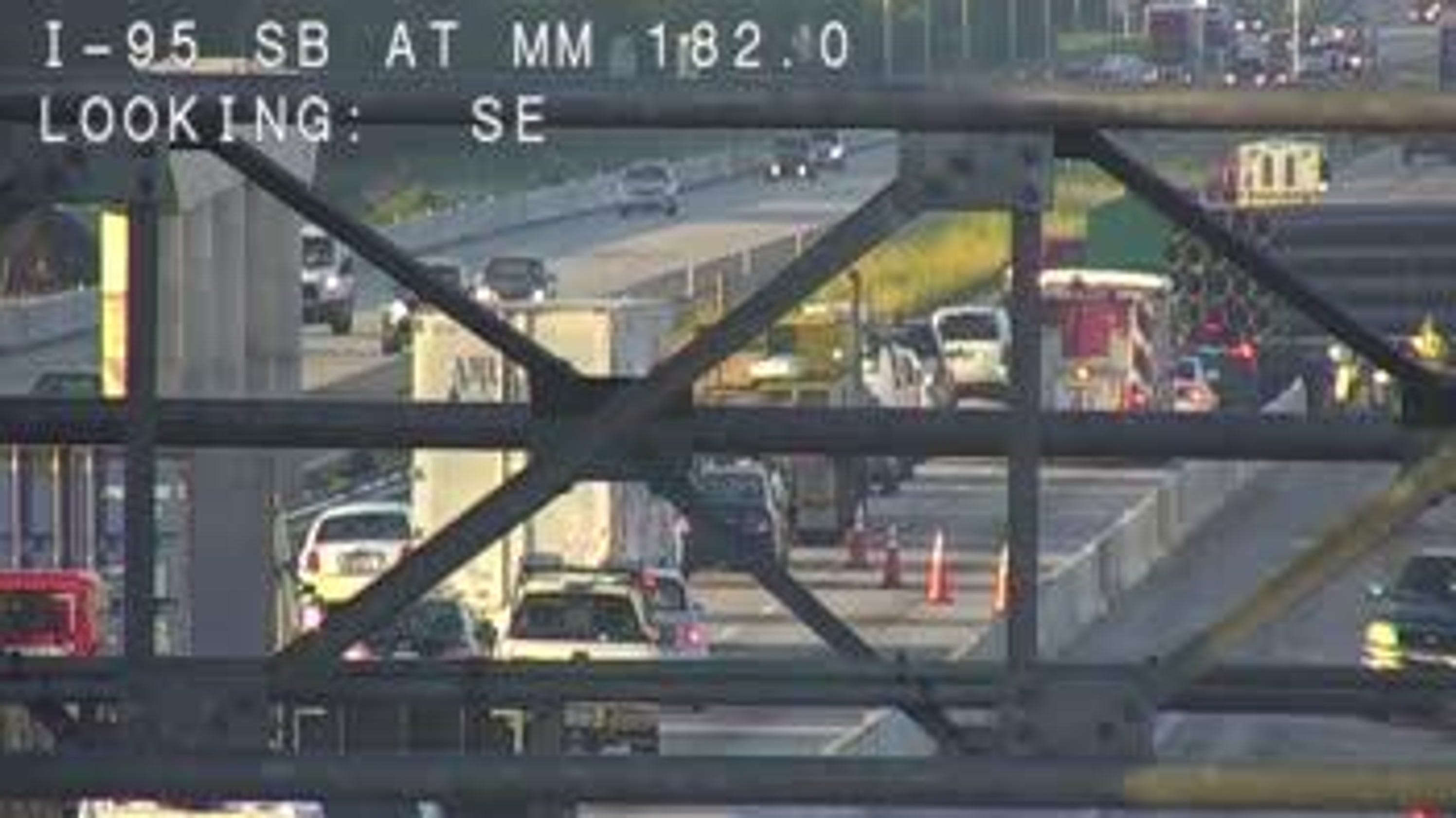 FHP: Crash with injuries causing delays on I-95 near U S