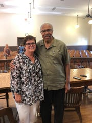 "Christine Zemla traveled to the Mississippi Delta to meet with the Rev. Wheeler Parker Jr., cousin of of Emmett Till and last living witness to his abduction, ahead of new fall course, ""Remembering Emmett Till."""