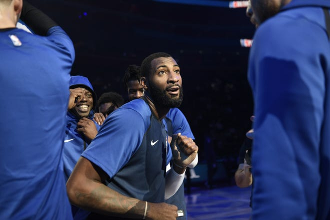 Andre Drummond is positioned for a big pay day on his next contract, whether with Detroit or someone else.