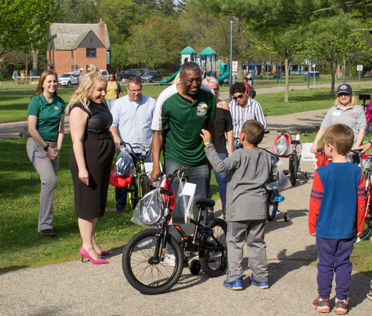 The 70 children who live full-time on the Methodist Children's Home Society campus in Redford Township received new bicycles in May, courtesy of the Building Owners and Managers Association of Metropolitan Detroit. MCHS announced Monday that it has taken over Community Social Services of Wayne County.