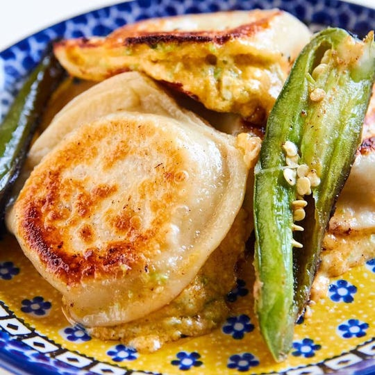 Local pop-up Pietrzyk Pierogi is opening soon inside Gratiot Central Market.