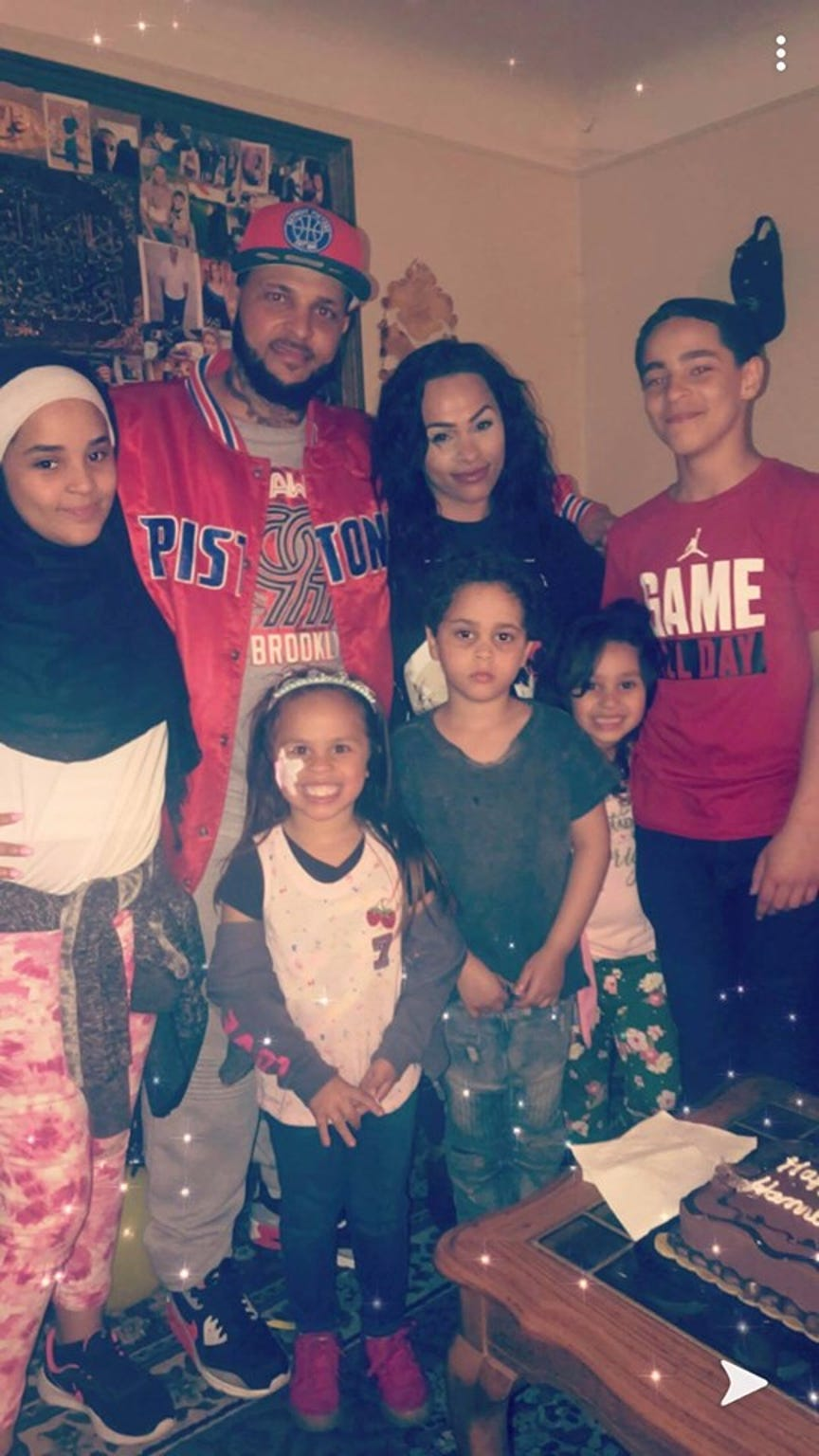 Ali Al-Sadoon and his family fight to keep him with his four U.S.-born children.