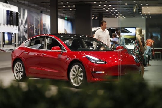 CEO Elon Musk is growing Tesla's chain of brick-and-mortar locations again by adding service centers.
