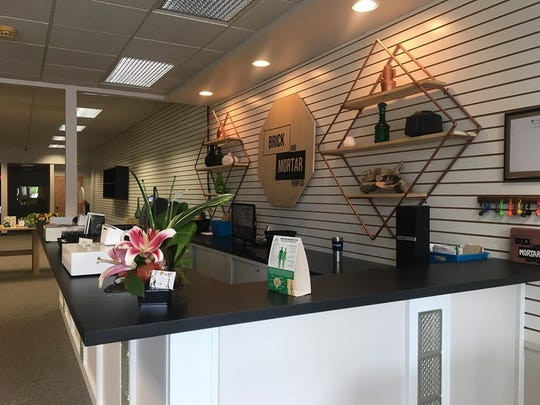 Brick and Mortar Hemp Company is located at 1104 N. 8th Street in downtown Sheboygan.