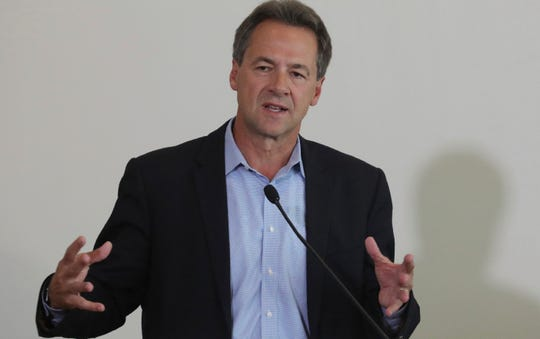 Montana Gov. Steve Bullock participated in a primary presidential debate Tuesday night in Detroit.