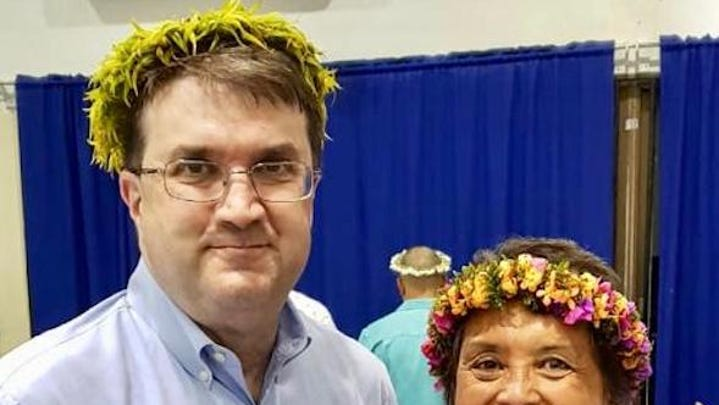 Adelup: US Veterans Affairs Secretary Robert Wilkie visits Guam, CNMI for first time