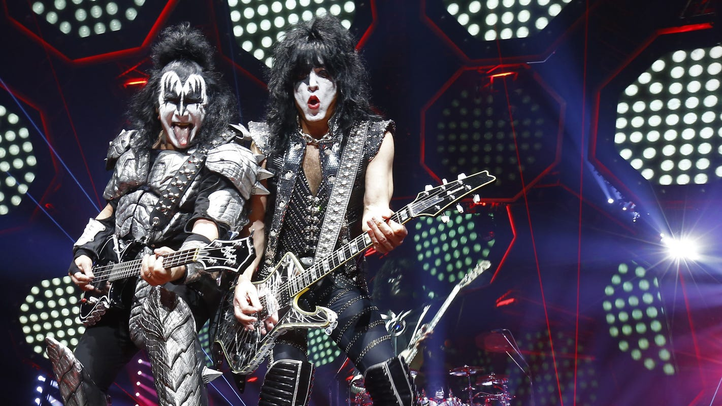 A KISS-tied restaurant in Des Moines? It's a possibility, says band member Paul Stanley