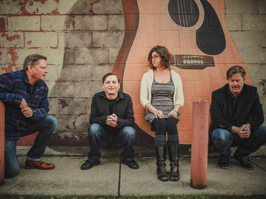 Lani & The Tramps will perform Aug. 17 as part of SausageFest at St. Thomas Aquinas Catholic Church.