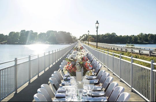 Our Town Cicero's annual Dine on the Causeway fundraiser will feature live music by singer and pianist Jon McLaughlin of Anderson, Indiana. The event will be at 6 p.m. Aug. 17, 2019.