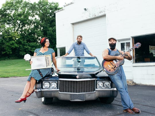 The Rev. Peyton's Big Damn Band will perform Dec. 31 at the Brown County Music Center.