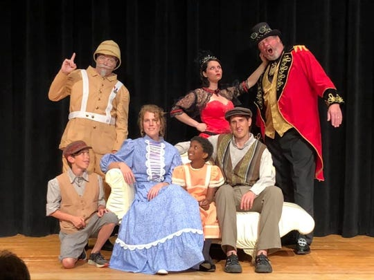 Encore Players Community Theatre will present 'Chitty Chitty Bang Bang' this weekend.