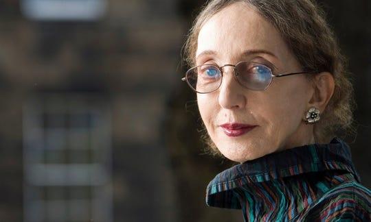 Author Joyce Carol Oates Joyce Carol Oates will speak at Cornell University.