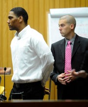 George Thomas in court May 15, 2013.