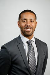 Purdue women's basketball assistant Michael Scruggs