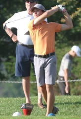 Galion's Spencer Keller is expected to lead a loaded field of golfers during this year's Richland County Junior Golf Tournament.