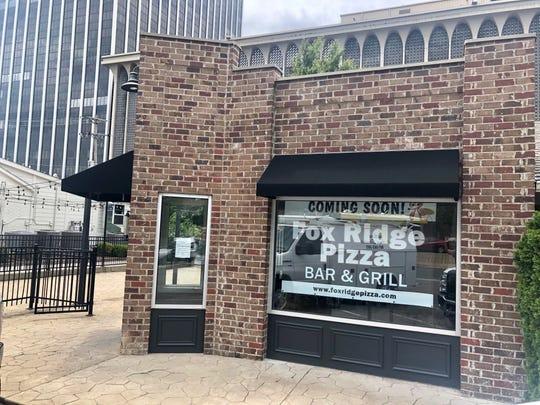 Fox Ridge Pizza will soon move from Cordova to Brookhaven Circle.