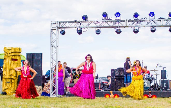 The ninth annual Urban Island Beach Party is coming to Milwaukee on Friday, August 2.