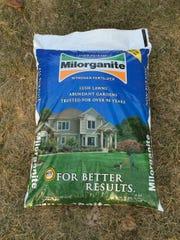 The Milwaukee Metropolitan Sewerage District produces Milorganite Fertilizer from heat-dried sewage sludge.