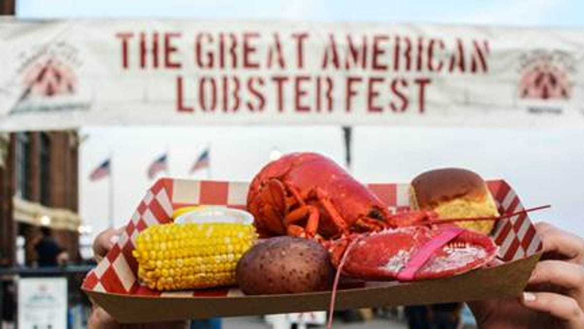Great American Lobster Fest comes to ...