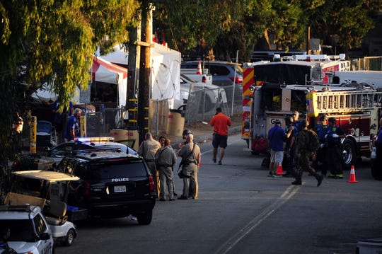 Christmas Hill Park Shooting.Garlic Festival Shooting Gilroy Has Similar Small Town Feel Of