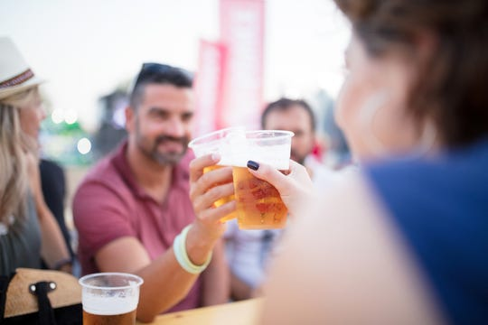The 2019 Las Cruces Beer Fest will feature over 240 diverse craft beers and breweries that will be available to sample and purchase. This year the festival will also feature local CBD distributors as well as a variety of food trucks, live bands, live DJs, tons of activities, vendors, and sample glassware will also be offered at the festival.