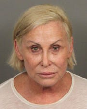La Quinta resident Andrea Lawent faces animal cruelty charges after leaving a dog inside a parked car Saturday, July 27, in Palm Desert.
