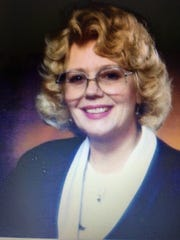 Kay Ceniceros, Riverside County Supervisor from 1981-1996. She passed away on Friday.