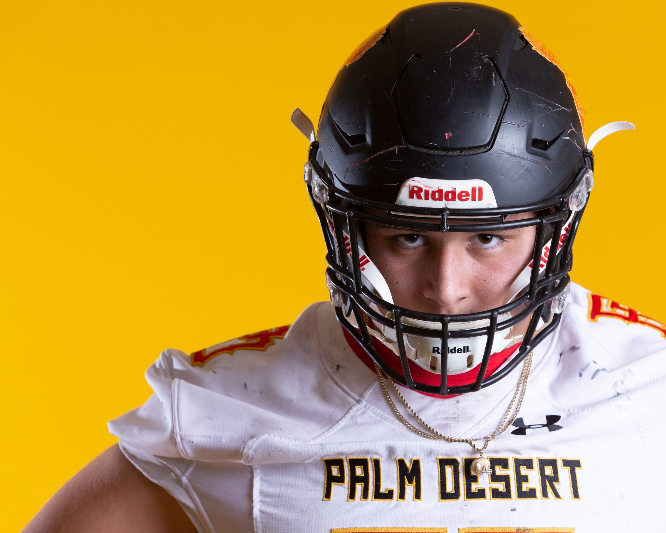 Daryne Murillo, OL, Palm Desert