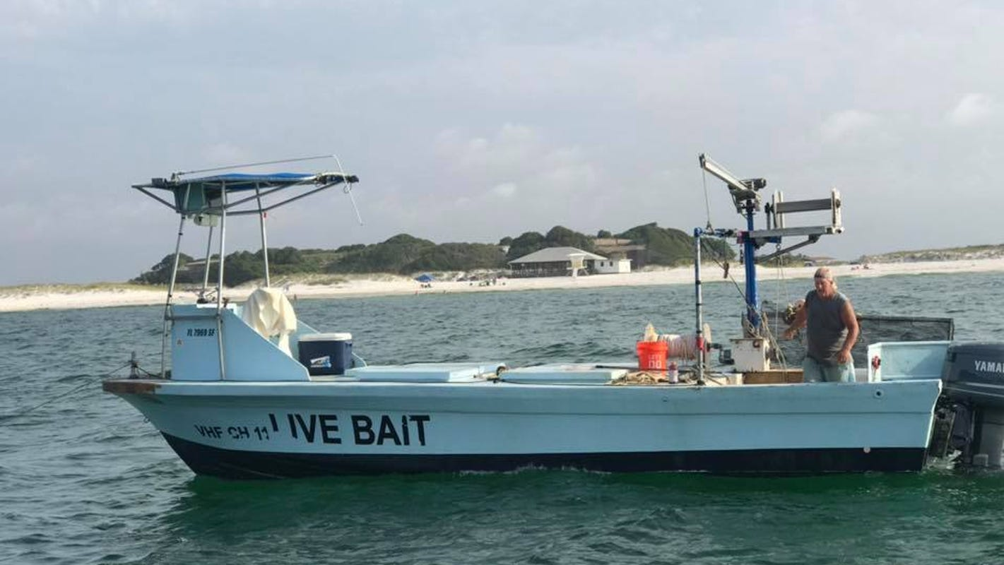 Pensacola Fishing Community Mourn The Loss Of Tony The Bait