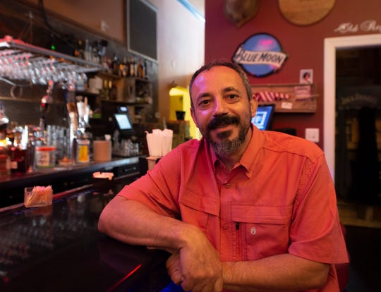 "Sal Ferranti of Delta Pizza in Delta, Pa. Delta Pizza has been nominated as a 2019 finalist for Reader's Digest's ""Nicest Place in America"" award."