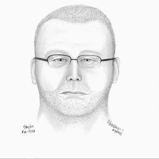 Authorities released a sketch of the suspect linked to a possible attempted sexual assault Wednesday morning in Stayton.