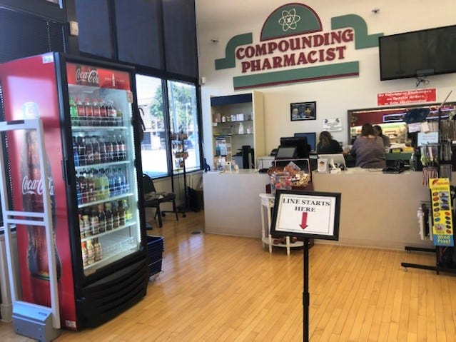 Myers Drug, 29 S. Chadbourne, is expanding from its San Angelo location with telepharmacies in Menard and Sterling City.