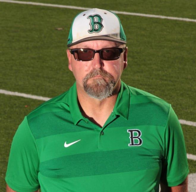 Bossier coach David Beeson