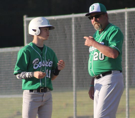 Bossier coach David Beeson passed away Monday.