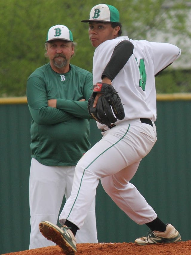 Bossier High's Beeson leaves big shoes to fill